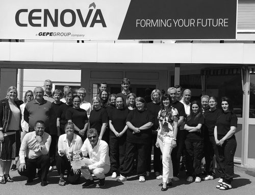 Cenova recognized as supplier of the year by Merck